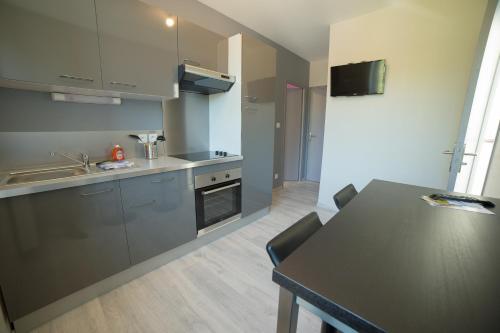 Appart Hotel de la Souleuvre : Guest accommodation near Saint-Vigor-des-Mézerets