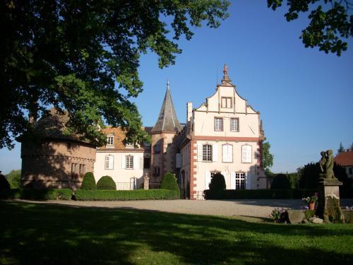 Le Château D'Osthoffen : Hotel near Dachstein