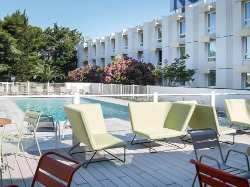 Novotel Narbonne Sud A9/A61 : Hotel near Montredon-des-Corbières