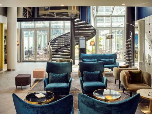 Mercure Paris la Défense Grande Arche : Hotel near Sartrouville