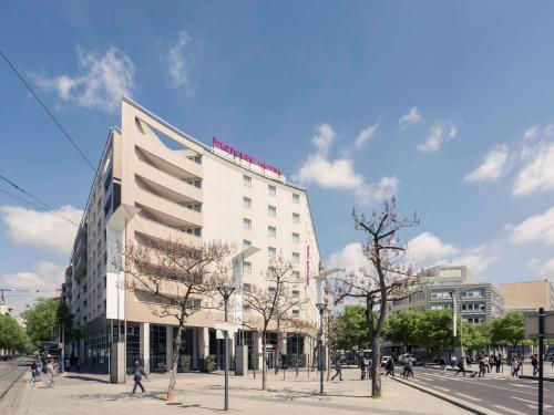 Hôtel Mercure Lyon Centre Charpennes : Hotel near Villeurbanne