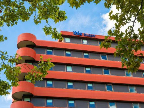 ibis budget Toulouse Centre Gare : Hotel near Launaguet