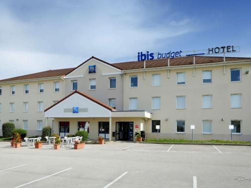 ibis budget Dole : Hotel near Pourlans