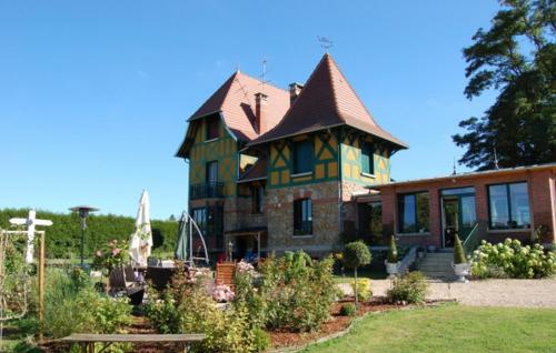 Un Air de Campagne : Bed and Breakfast near Rozières-sur-Crise
