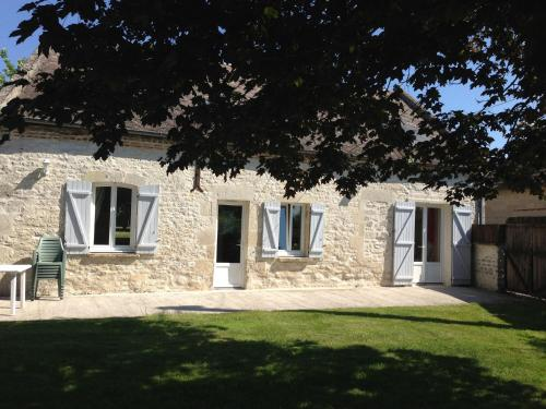 Clos Bourguin : Guest accommodation near Mâchecourt