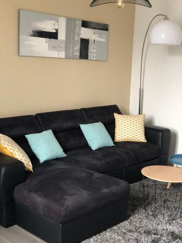 Appartement Gambetta : Apartment near Saint-Étienne-à-Arnes