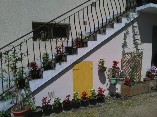 Chez Wildig Gite : Apartment near Moussac