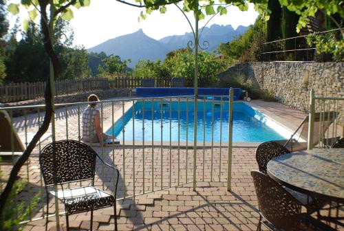 Les Dentelles : Guest accommodation near Lafare