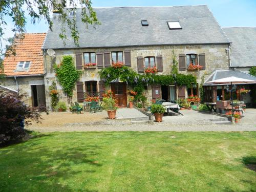 B&B La Seliniere : Bed and Breakfast near Coulouvray-Boisbenâtre