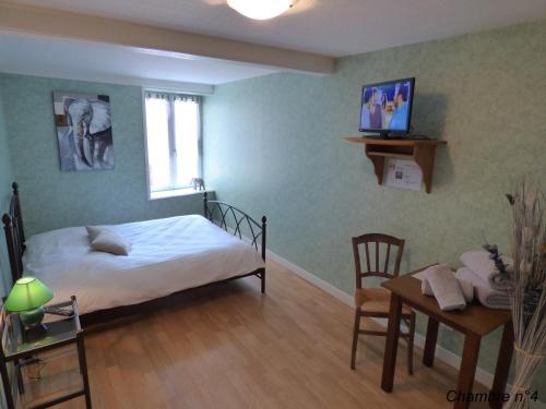 Auberge Des Petits : Hotel near Saint-Igny-de-Vers
