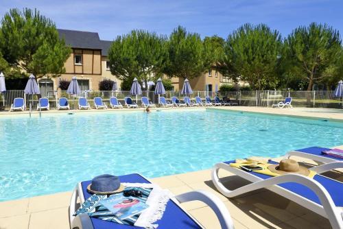 Résidence Odalys Le Hameau du Moulin : Guest accommodation near Sergeac