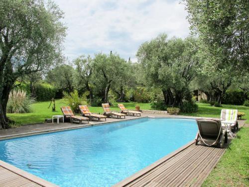 Ferienhaus mit Pool Valbonne 100S : Guest accommodation near Mouans-Sartoux