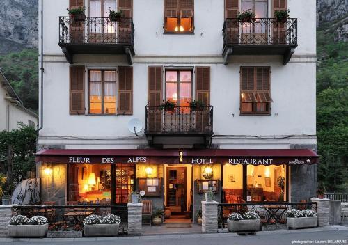 Hôtel Fleur des Alpes : Hotel near La Brigue