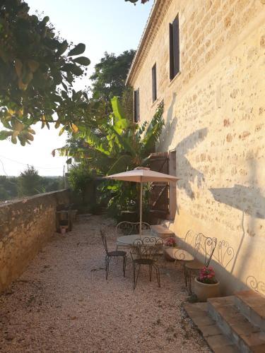 Mas du grand bourry : Guest accommodation near Vauvert
