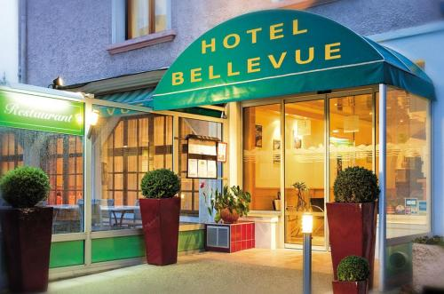 Hotel Bellevue : Hotel near Chaumont