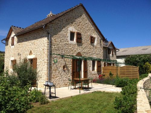 Rocheflamme : Guest accommodation near Sainte-Enimie