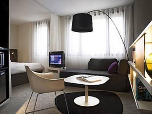 Novotel Suites Perpignan Mediterranée : Hotel near Peyrestortes