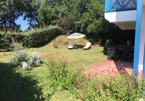 T2 avec grand jardin clos : Apartment near Capbreton