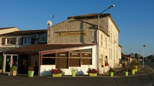 Relais de Saintonge : Hotel near Saint-Genis-de-Saintonge