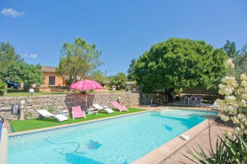 Villa Chemin Haut de Cantalaures : Guest accommodation near Bédarieux