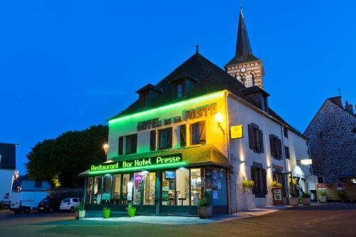 Logis Hotel De La Poste : Hotel near Gelles