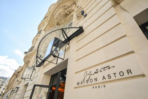 Maison Astor Paris, Curio Collection by Hilton : Hotel near Paris 8e Arrondissement
