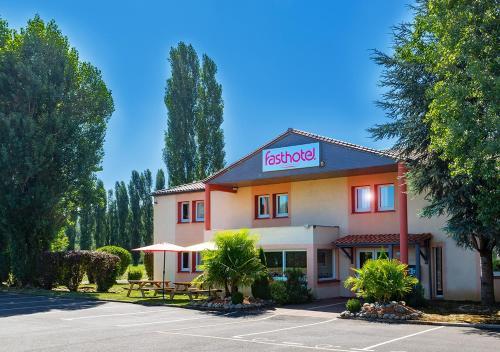 Fasthôtel Périgueux : Hotel near Boulazac