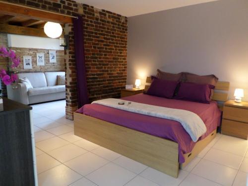 La Lavandiere Spa Jacuzzi : Guest accommodation near Lentilles
