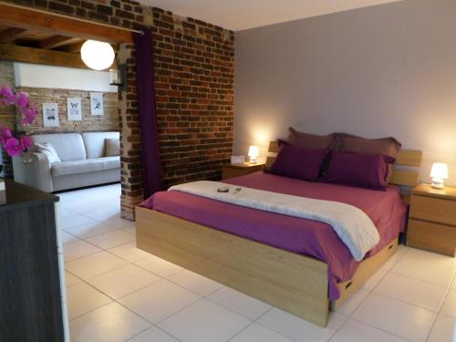 La Lavandiere Spa Jacuzzi : Guest accommodation near Blumeray