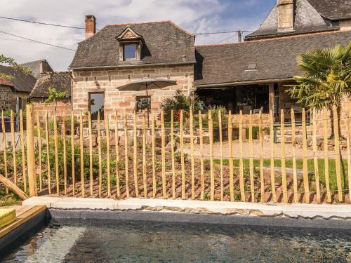 La Porcherie : Guest accommodation near Chabrignac