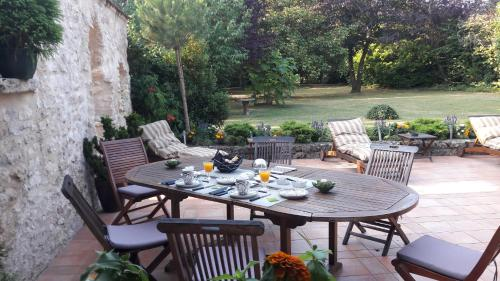 Les Ecureuils : Bed and Breakfast near Thoury-Férottes