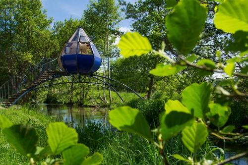 Domaine Du Lieu Dieu : Resort near Aigneville