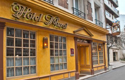 Murat : Hotel near Issy-les-Moulineaux