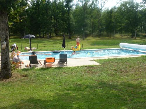 Le Gabachou : Guest accommodation near Belfort-du-Quercy