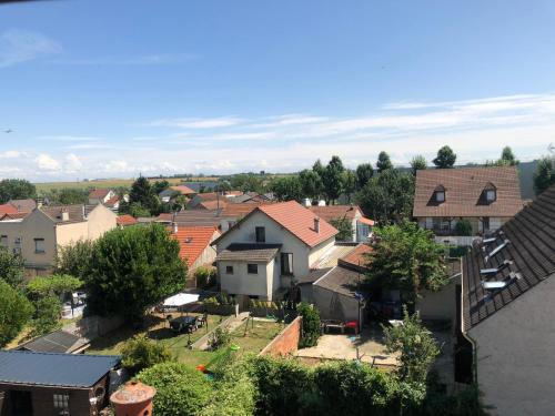 De attached house : Guest accommodation near Bonneuil-en-France