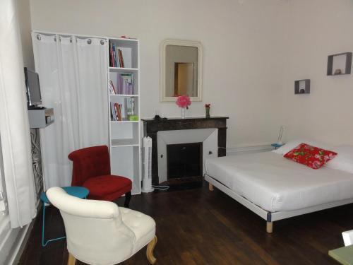 Au Cœur de Poitiers : Apartment near Jardres