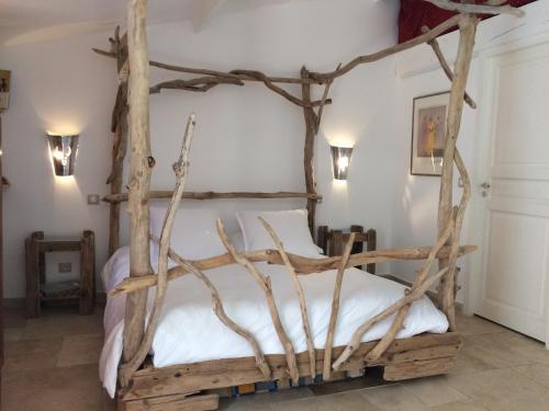 Cabanon de Camille : Bed and Breakfast near Saintes-Maries-de-la-Mer