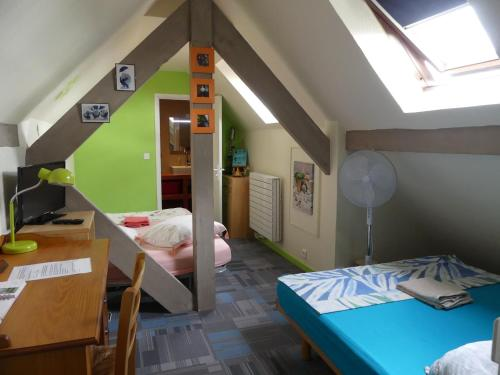 Entre ville et campagne : Guest accommodation near Villeneuve-le-Roi