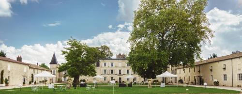 Domaine du Griffier : Hotel near Juscorps
