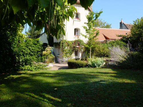 La Pouillyzotte : Bed and Breakfast near Saint-Quentin-sur-Nohain