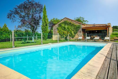 La Borie Blanche en Périgord Noir : Guest accommodation near Mazeyrolles