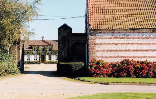 La Ferme de Mezoutre : Guest accommodation near Brévillers