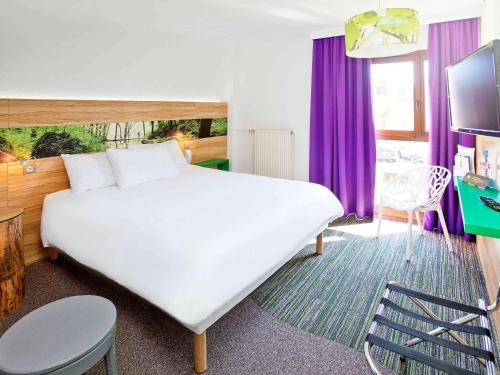 ibis Styles Sarrebourg : Hotel near Lixheim