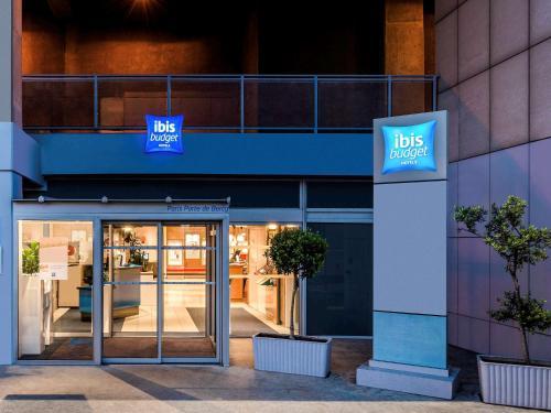 ibis budget Paris Porte de Bercy : Hotel near Alfortville