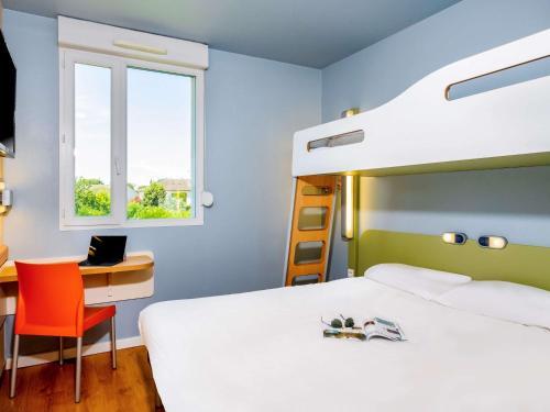 Ibis Budget Limoges Nord : Hotel near Chaptelat