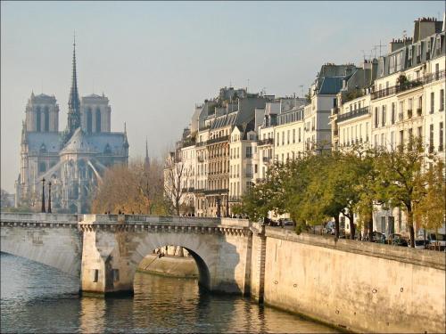 Appartement Châtelet : Apartment near Paris