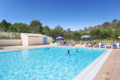 Résidence Odalys Shangri-la : Guest accommodation near La Penne-sur-Huveaune