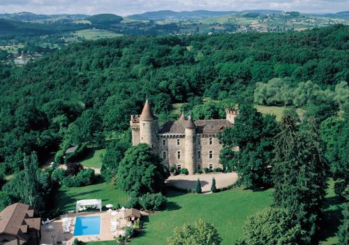 Chateau de Codignat - Relais & Châteaux : Hotel near Culhat