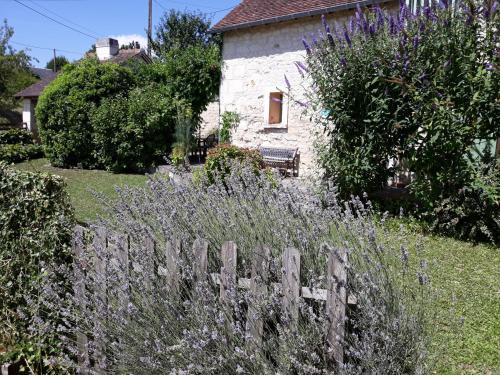 Le Misteflore : Guest accommodation near Leigné-les-Bois