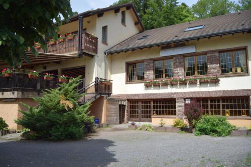 Le Freudeneck : Hotel near Allenwiller